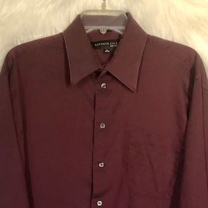 Kenneth Cole New York Pin Stripe Shirt